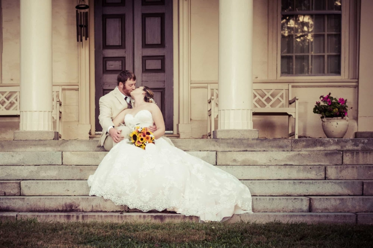 Shirley Plantation Wedding