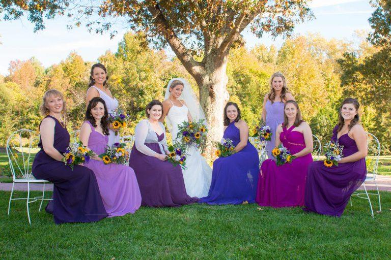 Amber Grove wedding photo