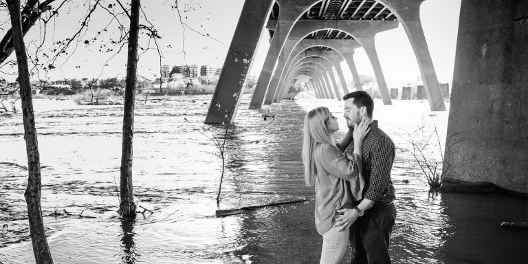 Browns Island Engagement
