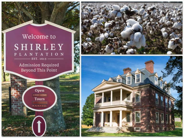 Shirley Plantation, Charles City, VA