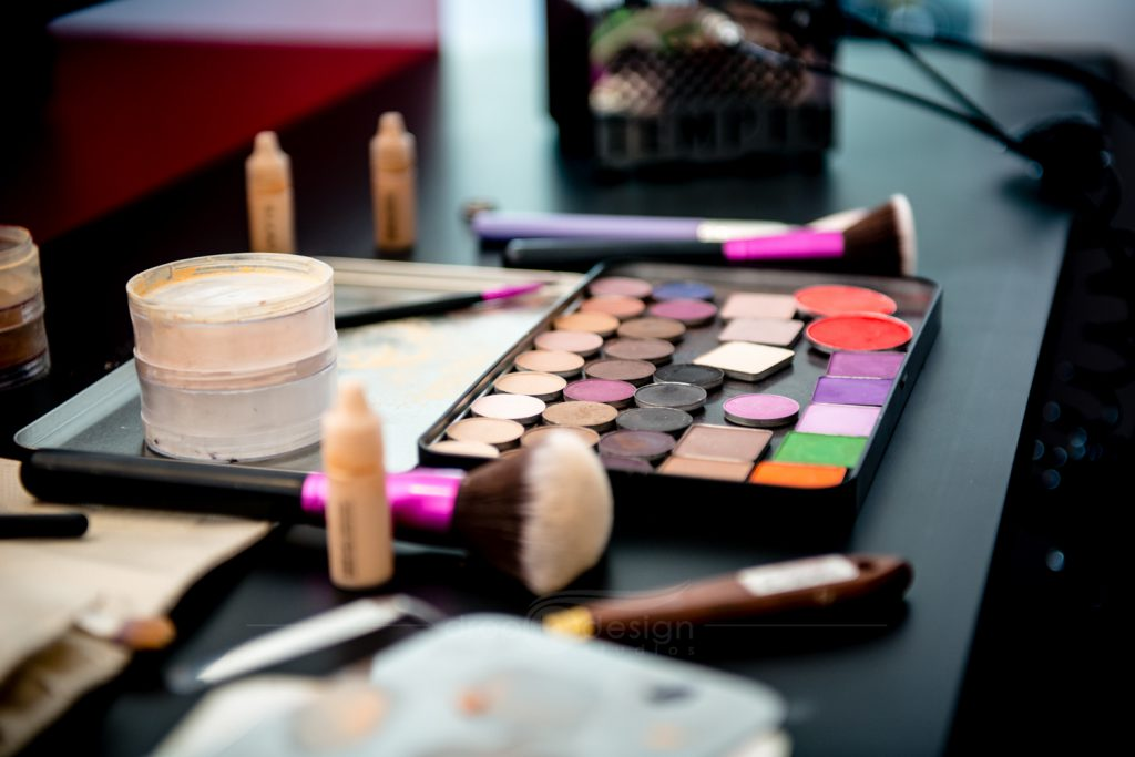 Picture of makeup