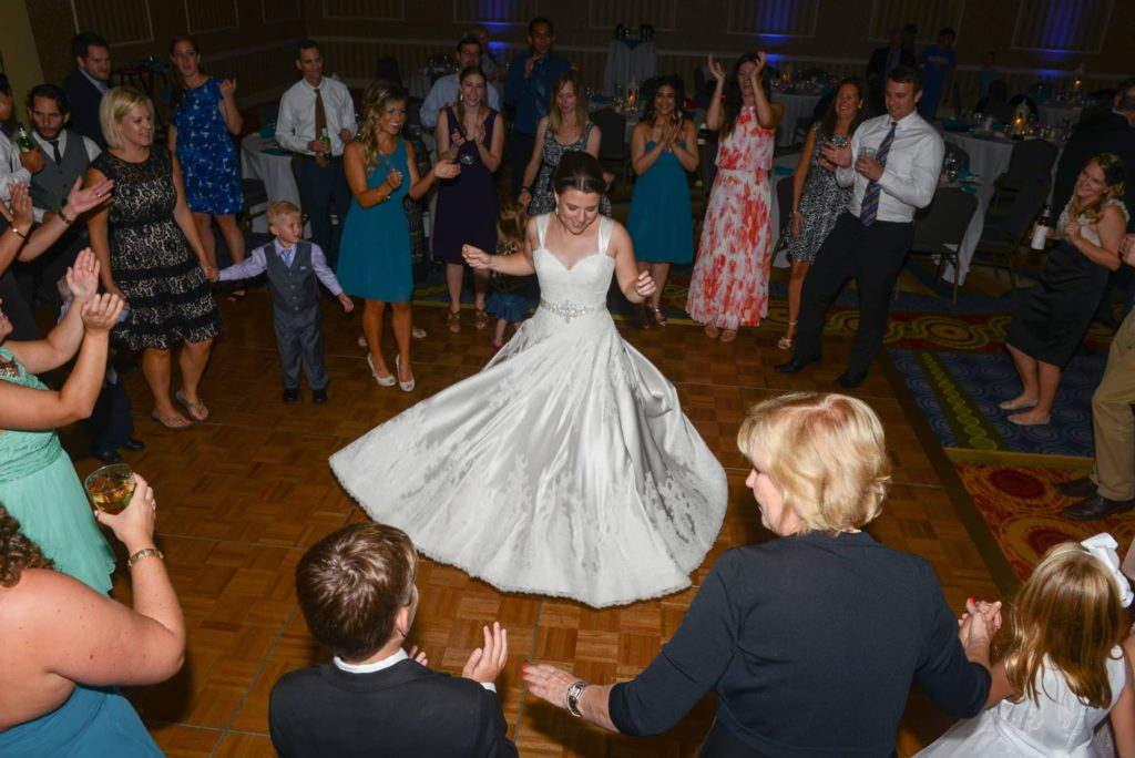 Virginia Crossing Wedding Reception