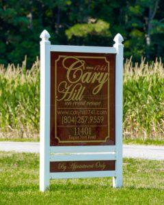 Cary Hill Plantation Charles City